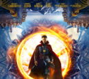 Doctor Strange (film) Characters