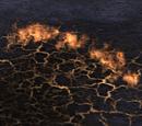 Ground-flame