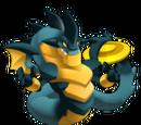 Dragón Discóbolo