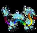 Dragón Drarcoíris