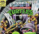Teenage Mutant Ninja Turtles Adventures Vol 2 64