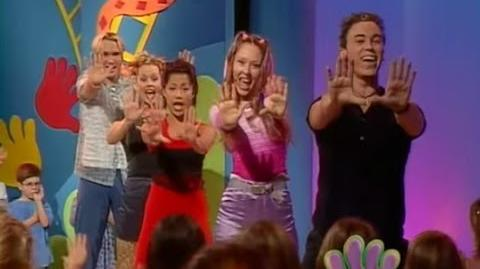 Hi-5 Series 1, Episode 1 (Physical)