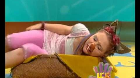 Hi-5 Series 1, Episode 20 (Silly day)