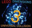 LEGO Dimensions 3: Universal Collision