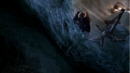 Lord Snow tyrion pisses off the wall 1x03.png