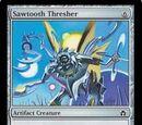 Sawtooth Thresher