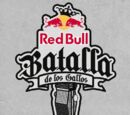 Red Bull Batalla de los Gallos Internacional 2016