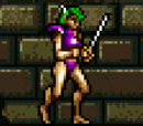 Female Warrior (The Astyanax)