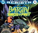 Batgirl and the Birds of Prey Vol 1