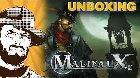 FFH Unboxing Malifaux Starter Set