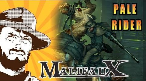 FFH Unboxing Pale Rider Malifaux