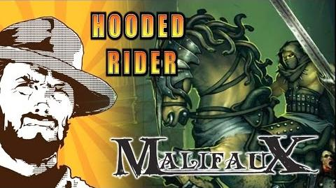 FFH Unboxing Hooded Rider Malifaux