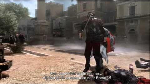 Assassin's Creed Brotherhood Dev Diary 2 NL