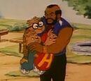 NOW COMICS: Mr. T meets the Chipmunks