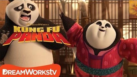 Panda Sneak Attack - KFP vlog