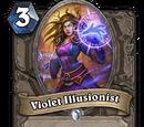Violet Illusionist