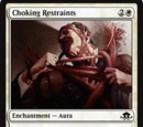 Choking Restraints
