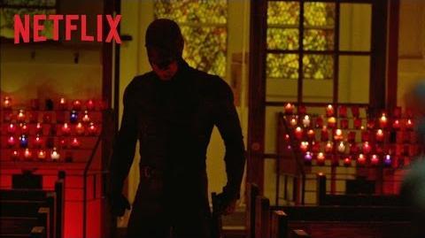 Marvel's Daredevil - Season 2 - Daredevil & The Punisher Featurette - Netflix HD