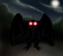 Mothman Historian/The Inter-dimensional Mothman