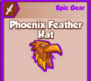Phoenix Feather Hat