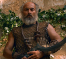 Characters from the Dothraki Sea