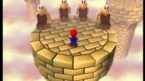 Mario Party- 1 Player Minigame - Shell Game