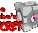 Portal's Companion Cube has a Dark Secret