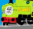 Duck The Great Western Engine