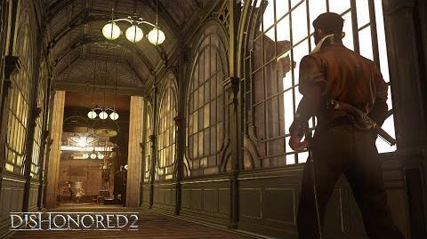 Dishonored 2 – Vídeo del juego de la Gamescom 2016