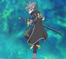 Blade Beast of Blinder, Mikazuki Munechika (character)