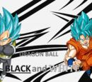 Dragon Ball Black and White