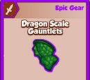 Dragon Scale Gauntlets