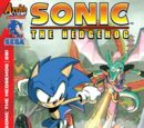 Archie Sonic the Hedgehog Issue 281