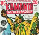 Kamandi Vol 1