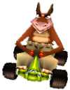 Crash Team Racing Dingodile.png