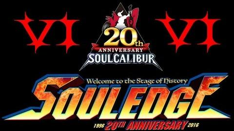 Will SoulCalibur 6 Be Announced At The 2016 Tokyo Game Show?