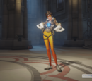 Tracer/Skins and Weapons