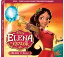 Elena of Avalor videography