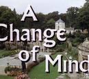 A Change of Mind (1967 episode)
