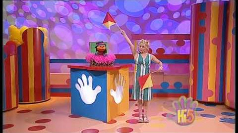 Hi-5 Series 7, Episode 11 (Games and sport)