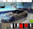 Ferrari 599XX\Decals