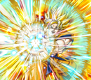 Supreme Warrior Awakened Super Saiyan Goku