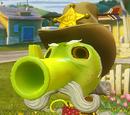 Guisante Sheriff/Galería