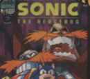Archie Sonic the Hedgehog Issue 108