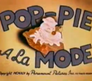 Pop-Pie a la Mode