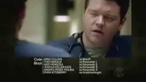 """Code Black 1x08 """"You Are the Heart"""" Promo"""