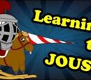 Jousting like a Rival Knight