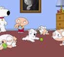 Mutated Puppies (Family Guy)
