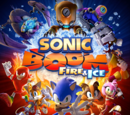 Sonic Boom: Fire & Ice images
