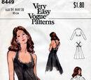 Vogue 8449